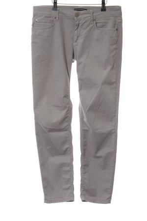 Drykorn Pantalone cinque tasche grigio chiaro stile professionale