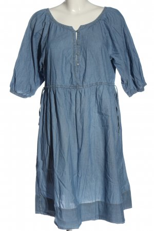 Drykorn for beautiful people Balloon Dress blue casual look
