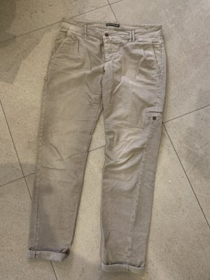 Drykorn for beautiful people Pantalone di velluto a coste beige