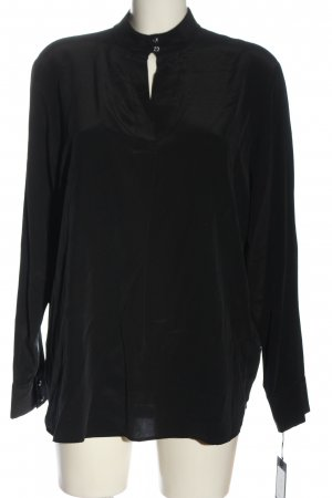 Drykorn for beautiful people Hemd-Bluse schwarz Casual-Look