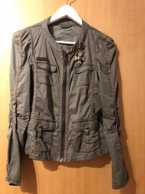Drykorn Flight Jacket khaki