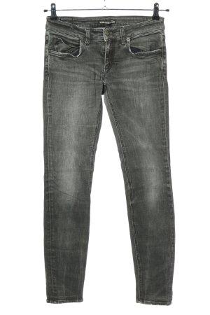 Drykorn for beautiful people Skinny Jeans hellgrau Casual-Look