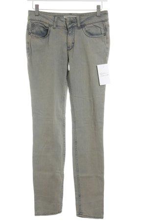 Drykorn Skinny Jeans blasslila-blassblau Jeans-Optik