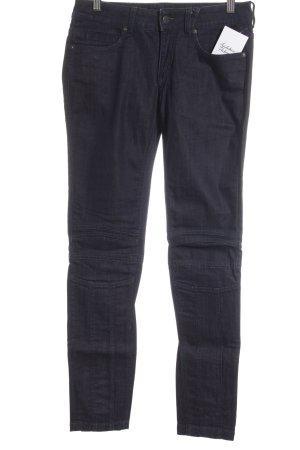 Drykorn Skinny Jeans dunkelblau Casual-Look