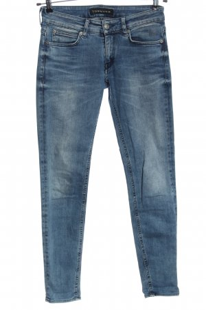 Drykorn for beautiful people Slim Jeans blau Casual-Look