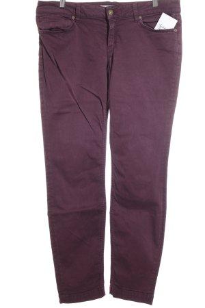 Drykorn Slim Jeans braunrot Casual-Look