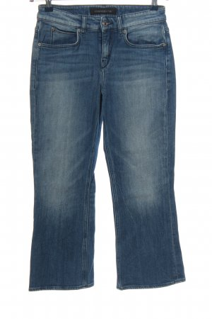 Drykorn for beautiful people Jeans a gamba dritta blu stile casual
