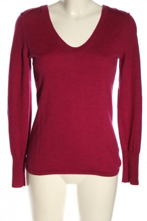 Drykorn for beautiful people Strickpullover pink Casual-Look