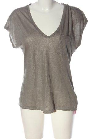 Drykorn for beautiful people T-Shirt hellgrau Casual-Look