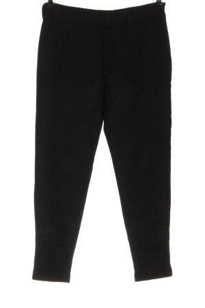 Drykorn for beautiful people Pantalon en laine noir style d'affaires
