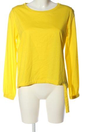Drykorn Hemd-Bluse blassgelb Casual-Look