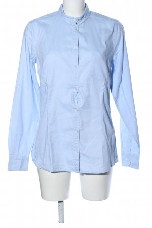 Drykorn Hemd-Bluse blau Business-Look