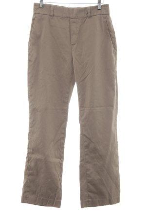 Drykorn High-Waist Hose grau Casual-Look