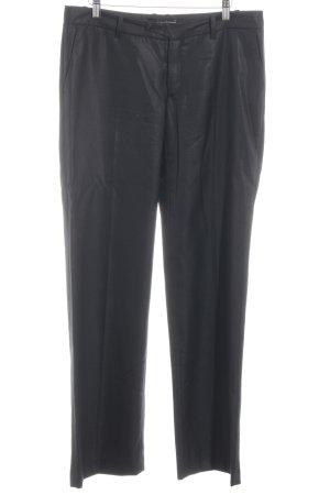 Drykorn Pantalone a vita alta nero