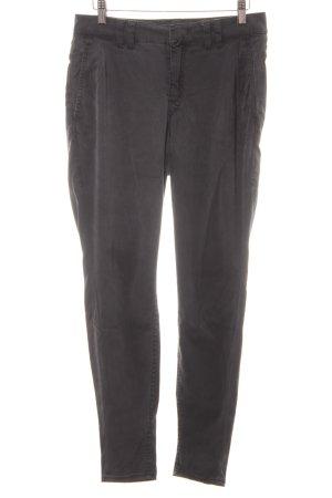 Drykorn High-Waist Hose taupe Street-Fashion-Look