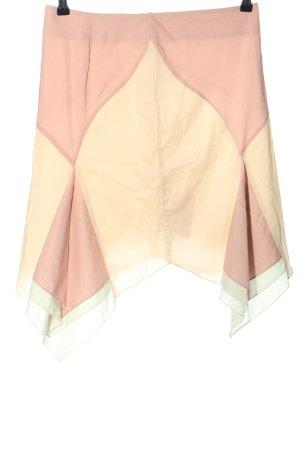 Drykorn High Waist Rock pink-creme Casual-Look