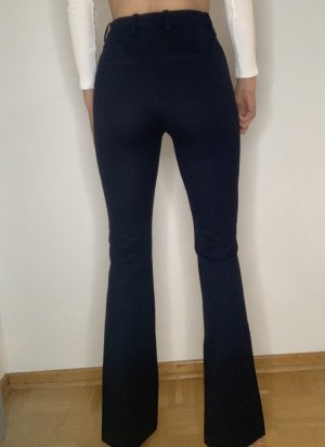 Drykorn Pantalone a zampa d'elefante multicolore