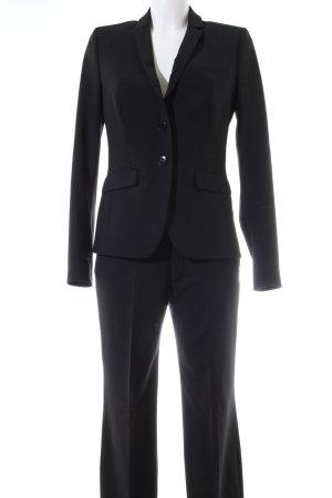 Drykorn Tailleur-pantalon noir style d'affaires