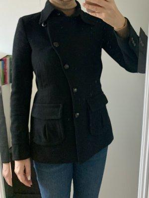 Drykorn Pea Jacket black