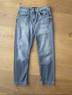 DRYKORN Jeans grau Gr 26/32 NEU straight leg