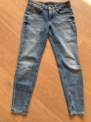 Drykorn 7/8 Length Jeans blue