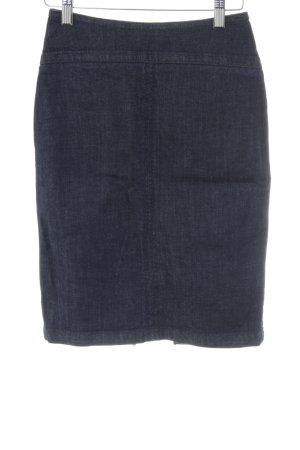 Drykorn Jeansrock blau Casual-Look