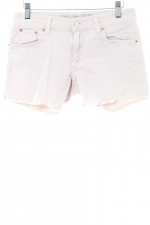 Drykorn Jeansshorts creme Casual-Look