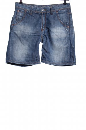 Drykorn Denim Shorts blue casual look
