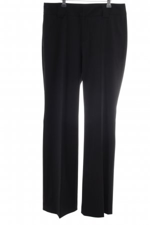Drykorn Karottenhose schwarz Business-Look