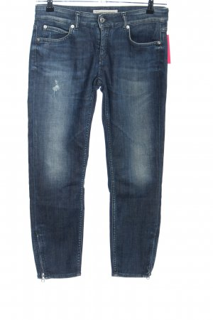 Drykorn Wortel jeans blauw casual uitstraling