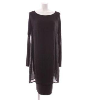 DRYKORN Kleid Gr. S schwarz Etuikleid Stretch