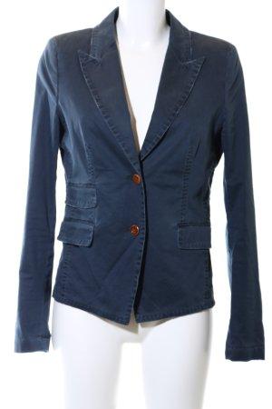 Drykorn Kurz-Blazer blau Casual-Look