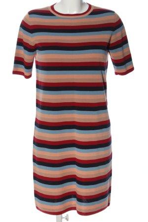Drykorn Sukienka z krótkim rękawem Na całej powierzchni W stylu casual