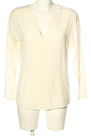 Drykorn Langarm-Bluse creme Casual-Look