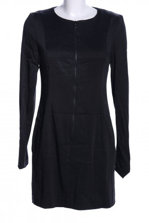 Drykorn Langarmkleid schwarz Business-Look