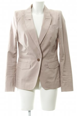 Drykorn Long-Blazer altrosa-kornblumenblau Business-Look