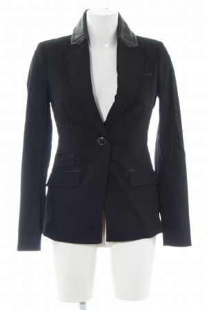 Drykorn Long-Blazer schwarz Business-Look