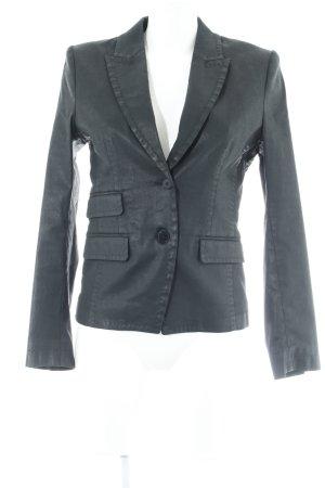Drykorn Lange blazer zwart elegant