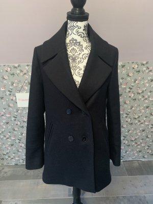 Drykorn Short Coat dark blue