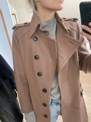 Drykorn for beautiful people Heavy Pea Coat light brown