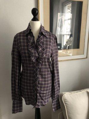 Drykorn Koszulowa bluzka bordo