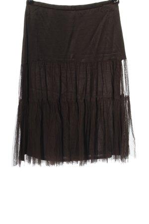 Drykorn Warstwowa spódnica brązowy W stylu casual