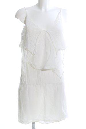 Drykorn Minikleid weiß Casual-Look