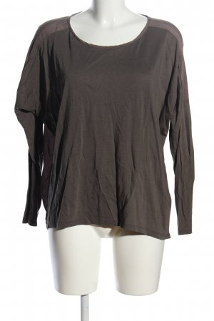 Drykorn Oversized Bluse braun Casual-Look