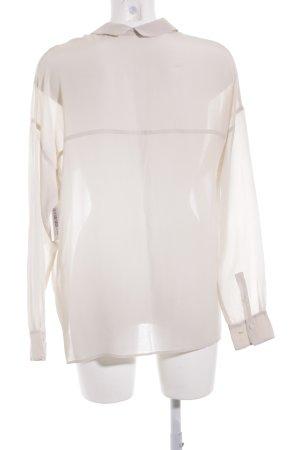 Drykorn Oversized Bluse hellbeige Casual-Look