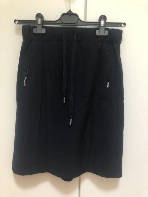 Drykorn Ołówkowa spódnica ciemnoniebieski