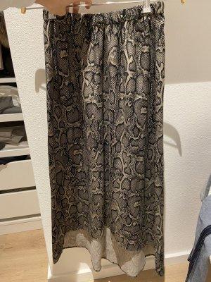 Drykorn Spódnica maxi czarny-khaki