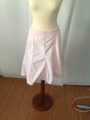 Drykorn Spódnica midi jasny różowy Bawełna