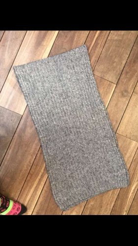 Drykorn Bufanda de lana gris