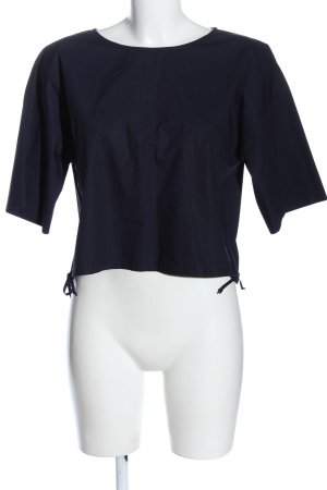 Drykorn Schlupf-Bluse lila Casual-Look